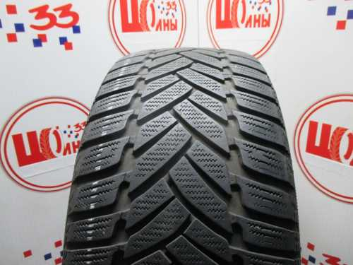 Шина 245/45/R18 DUNLOP SP Winter Sport M-3 износ не более 25%