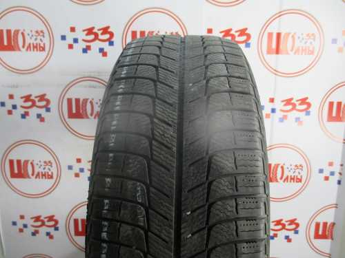 Шина 225/55/R18 MICHELIN X-ICE-3 износ более 50%