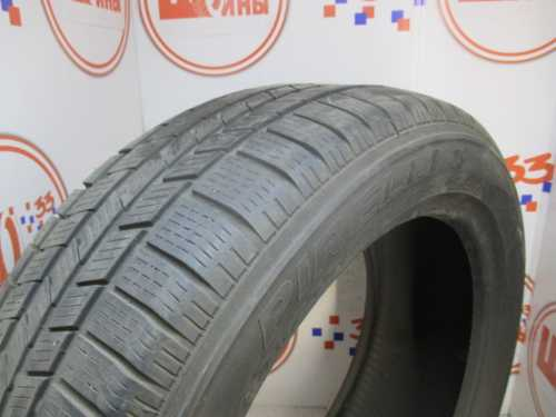 Шина 235/55/R19 PIRELLI Scorpion Ice & Snow износ не более 40%