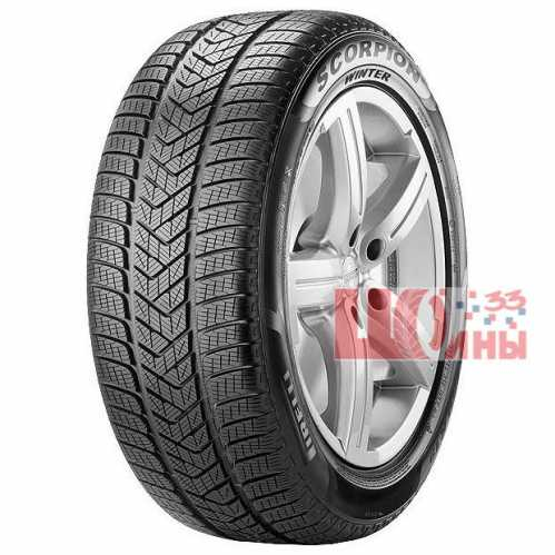Шина 235/55/R18 PIRELLI Scorpion Winter износ более 50%