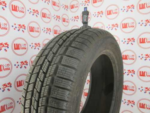 Шина 215/55/R16 PIRELLI Winter-210 Snowsport износ не более 1%