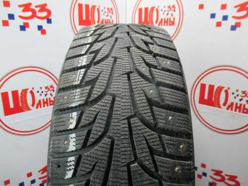Шина 235/55/R17 HANKOOK Winter I*Pike RS W-419 износ не более 25%