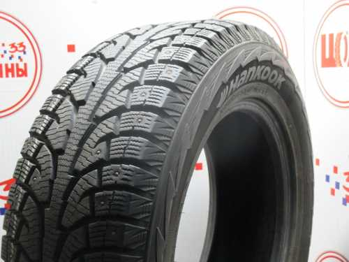 Шина 255/65/R18 HANKOOK Winter I*Pike RW-11 износ не более 10%