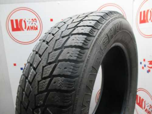 Шина 235/65/R17 Marshal Power Grip KC-11 износ более 50%