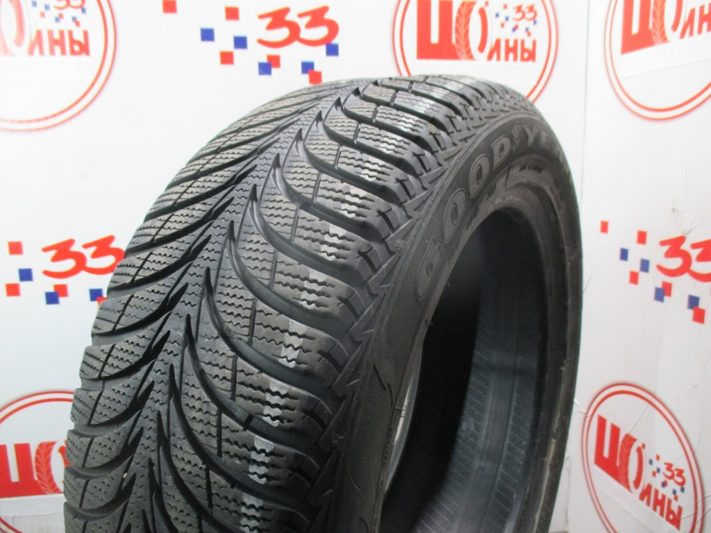 Б/У 195/65 R15 Зима GOODYEAR Ultra Grip-6 Кат. 5