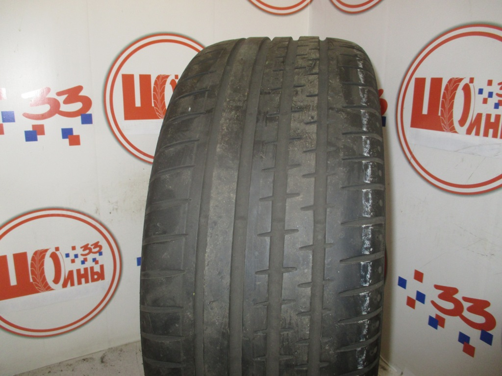 Б/У 225/40 R18 Лето CONTINENTAL Sport Contact-2 Кат. 4