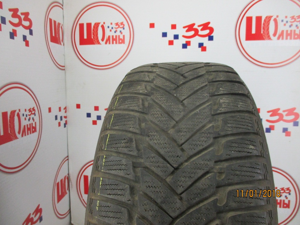 Б/У 245/50 R18 Зима DUNLOP SP Winter Sport M-3 Кат. 5