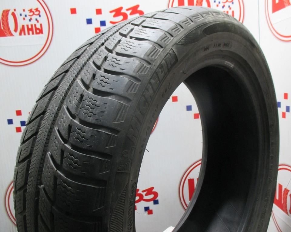 Б/У 225/50 R17 Зима MICHELIN Primacy Alpin PA-3 Кат. 4