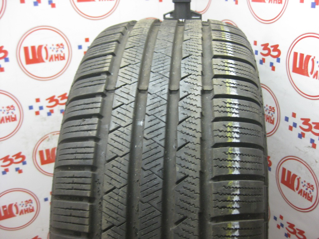 Б/У 245/40 R18 Зима CONTINENTAL C.Winter Contact TS-810S Кат. 3