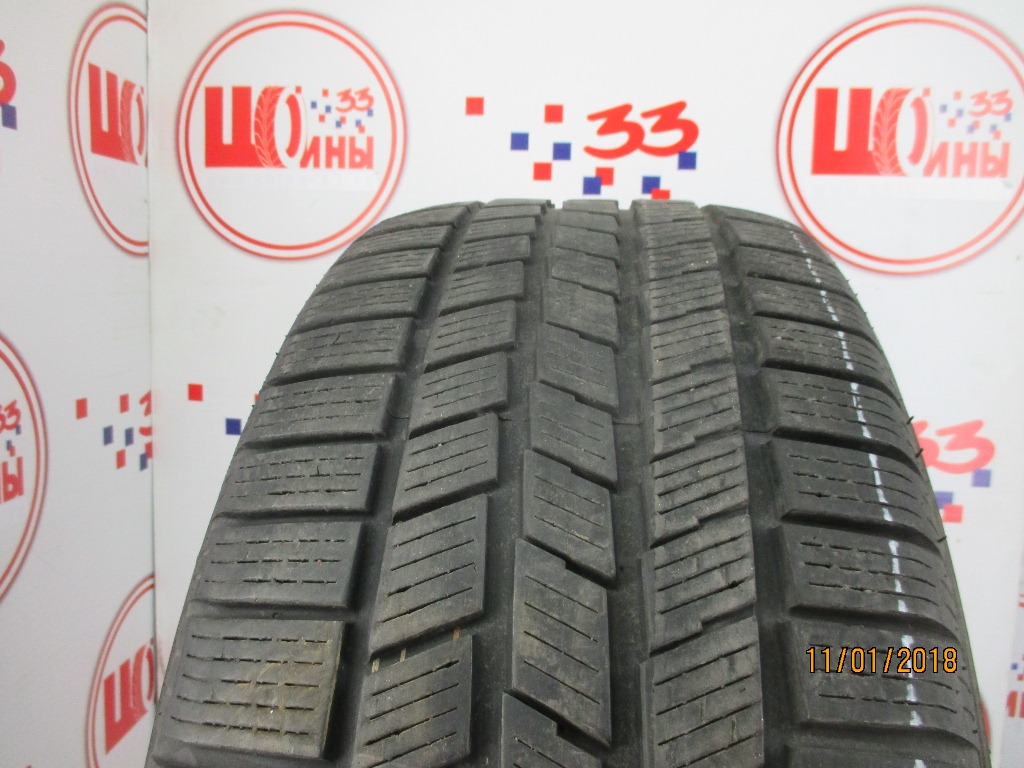 Б/У 255/55 R18 Зима PIRELLI Scorpion Ice & Snow Кат. 4