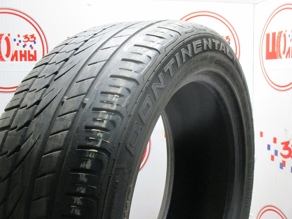 Б/У 255/50 R20 Лето CONTINENTAL C.Cross Contact UHP Кат. 4