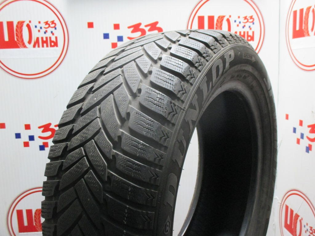 Б/У 215/55 R16 Зима DUNLOP SP Winter Sport M-3 Кат. 4