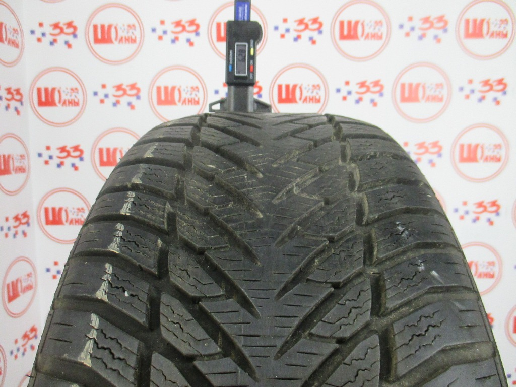 Б/У 215/55 R16 Зима GOODYEAR Eagle Ultra Grip GW-3 Кат. 3