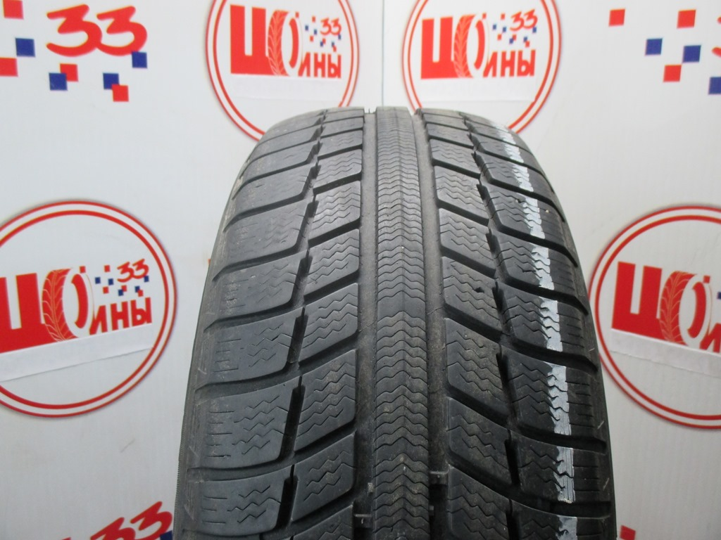 Б/У 215/60 R16 Зима MICHELIN Primacy Alpin PA-3 Кат. 3