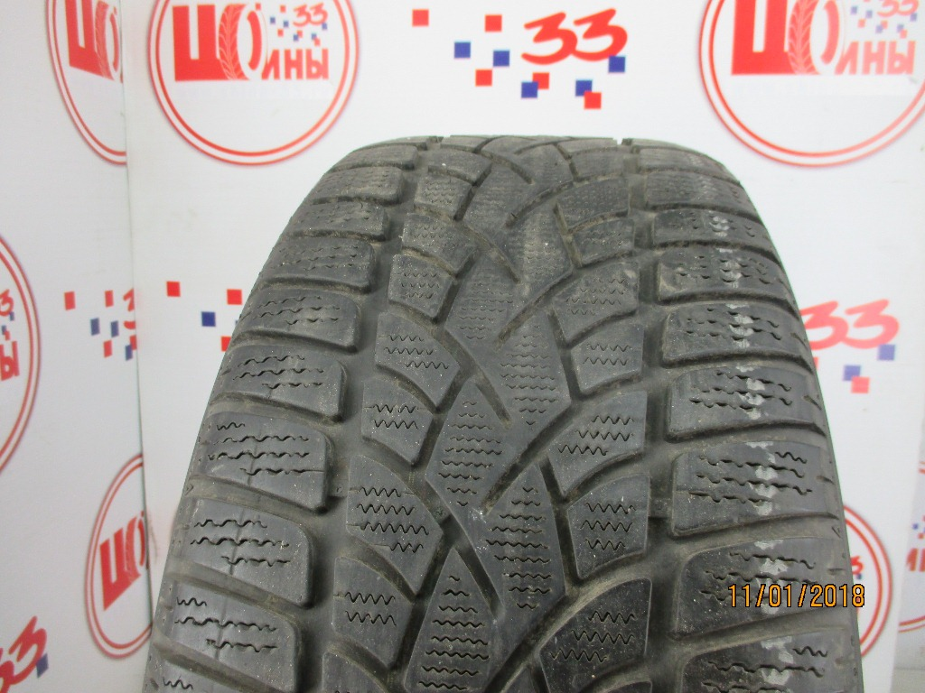 Б/У 245/50 R18 Зима DUNLOP SP Winter Sport-3 D Кат. 5