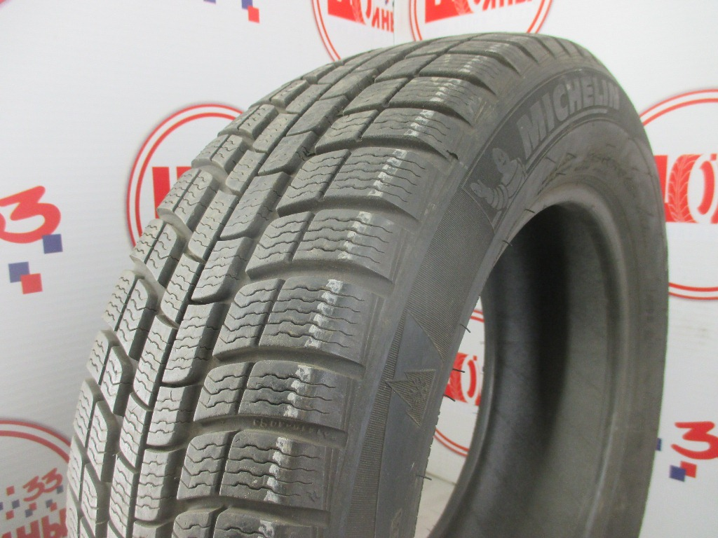 Б/У 215/60 R16 Зима MICHELIN Pilot Alpin Кат. 4