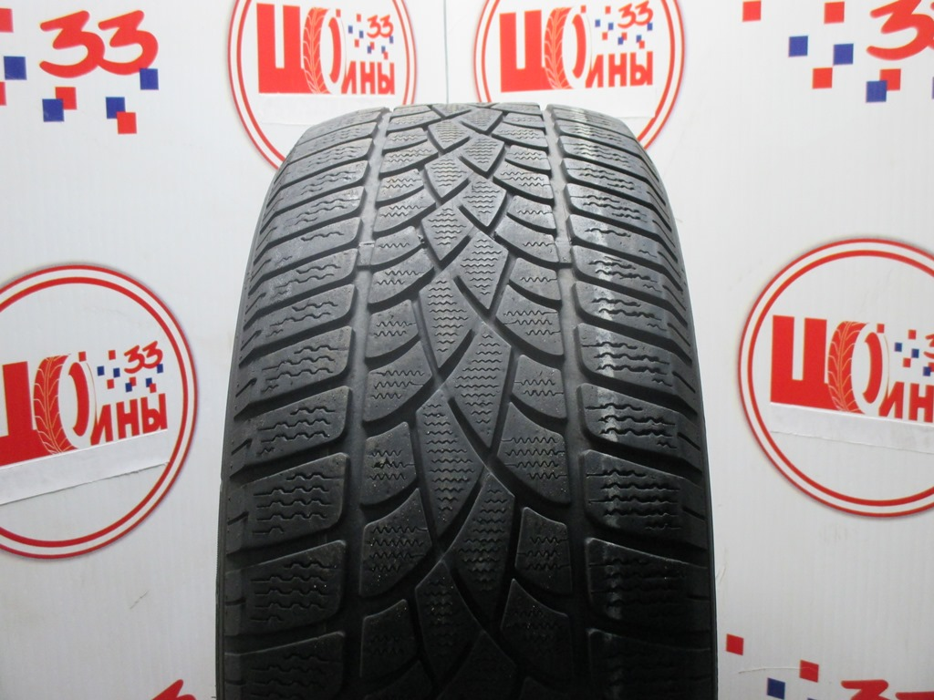 Б/У 225/55 R17 Зима DUNLOP SP Winter Sport 3-D Кат. 4