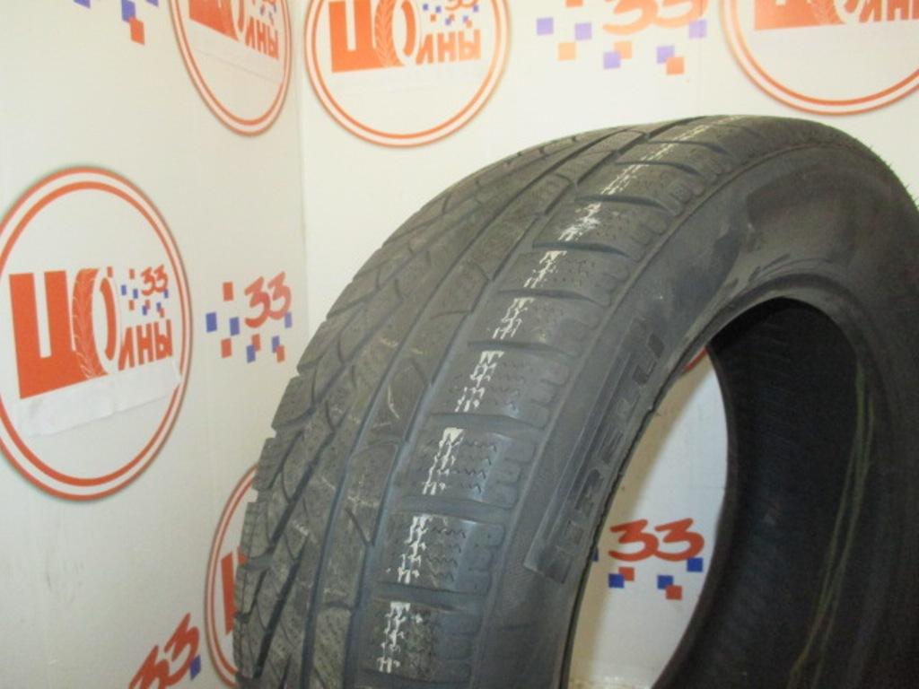 Б/У 215/60 R17 Зима PIRELLI Sottozero Winter-210 Кат. 3