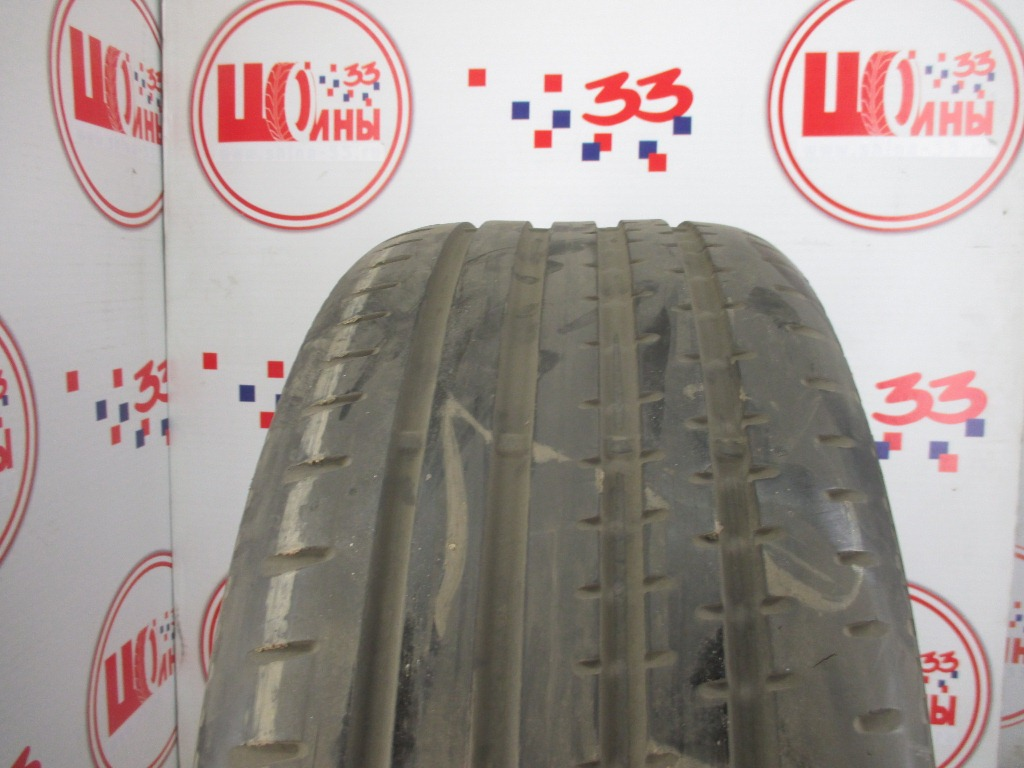 Б/У 255/40 R19 Лето CONTINENTAL Sport Contact-2 Кат. 5
