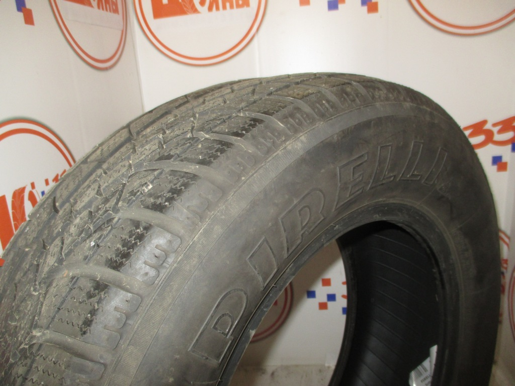 Б/У 215/65 R16 Зима PIRELLI Sottozero Winter-210 Кат. 2