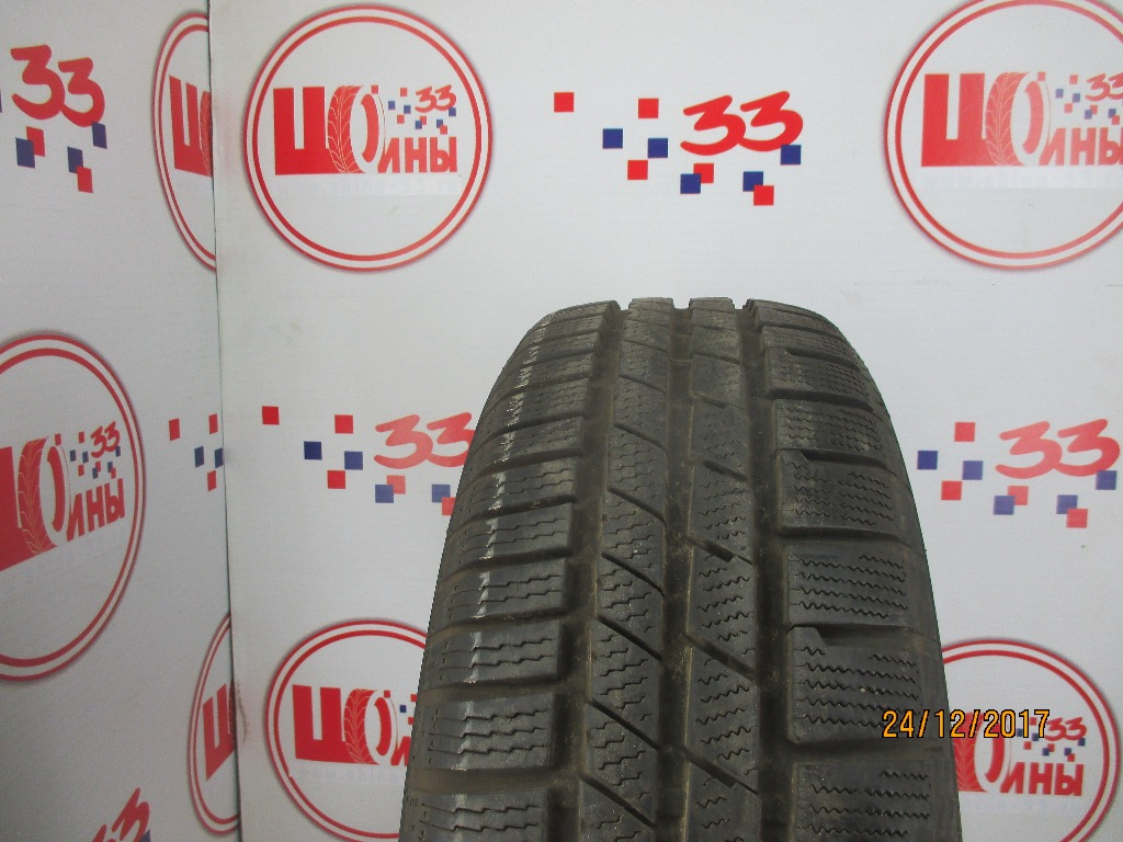 Б/У 215/65 R16 Зима CONTINENTAL C.Cross Contact Winter Кат. 3