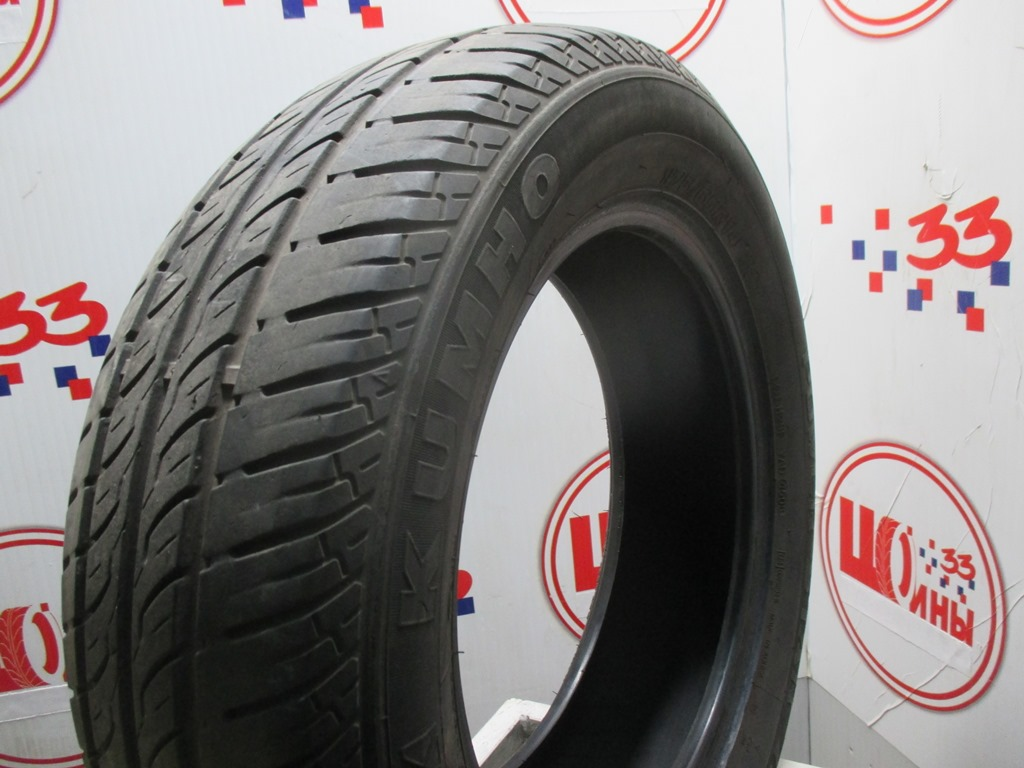 Б/У 175/65 R14 Лето KUMHO Power Star-758 Кат. 5