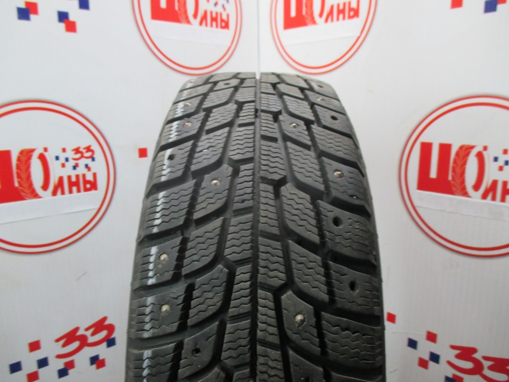 Б/У 175/65 R14 Зима Шипы  MICHELIN X-Ice North Кат. 4