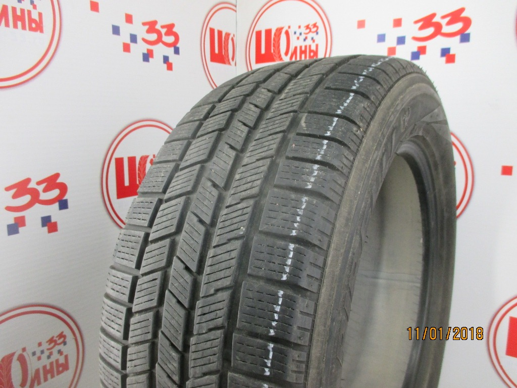 Б/У 255/55 R18 Зима PIRELLI Scorpion Ice & Snow Кат. 5