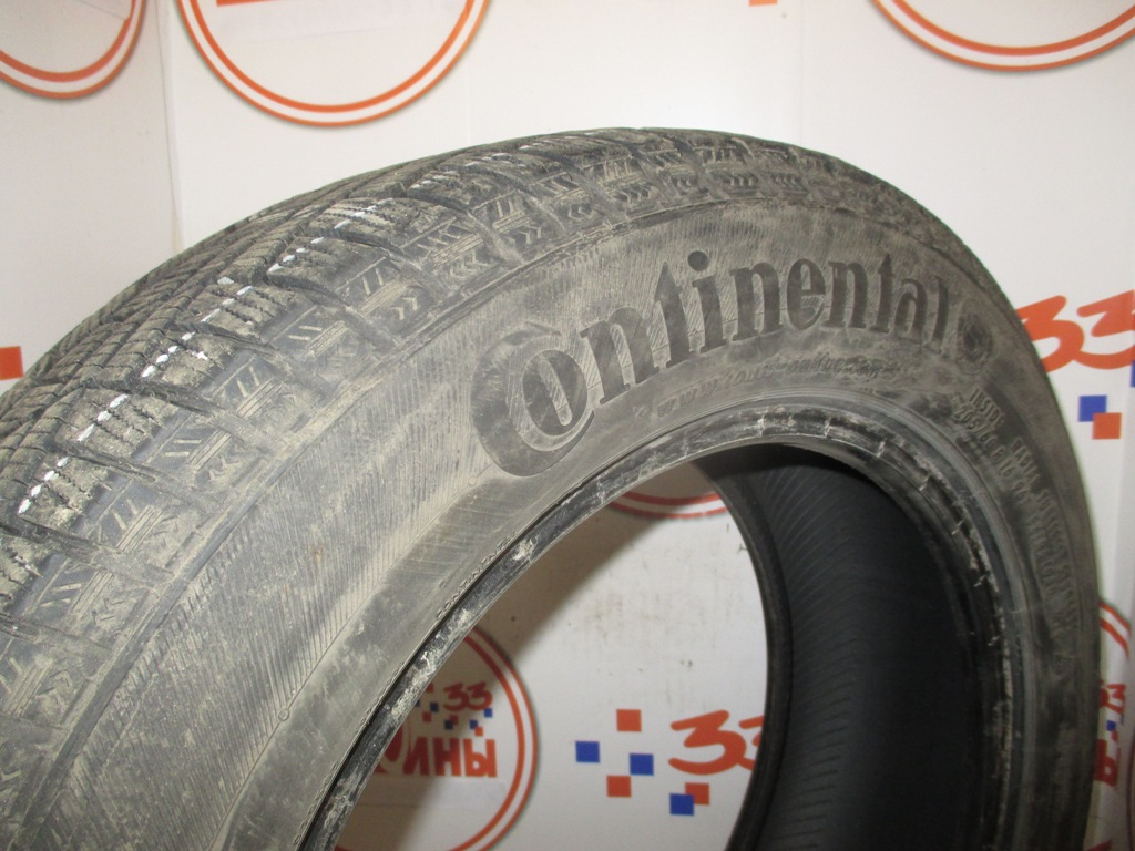 Б/У 205/60 R16 Зима CONTINENTAL C.Viking Contact-5 Кат. 3
