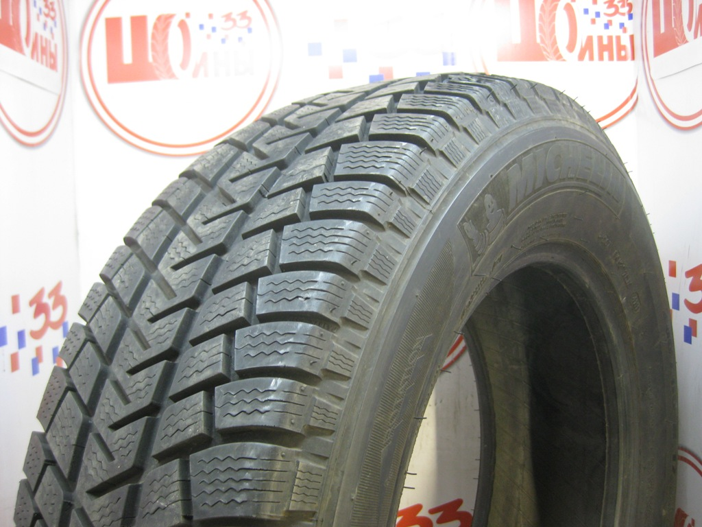 Б/У 235/65 R17 Зима MICHELIN Latitude Alpin HP Кат. 4