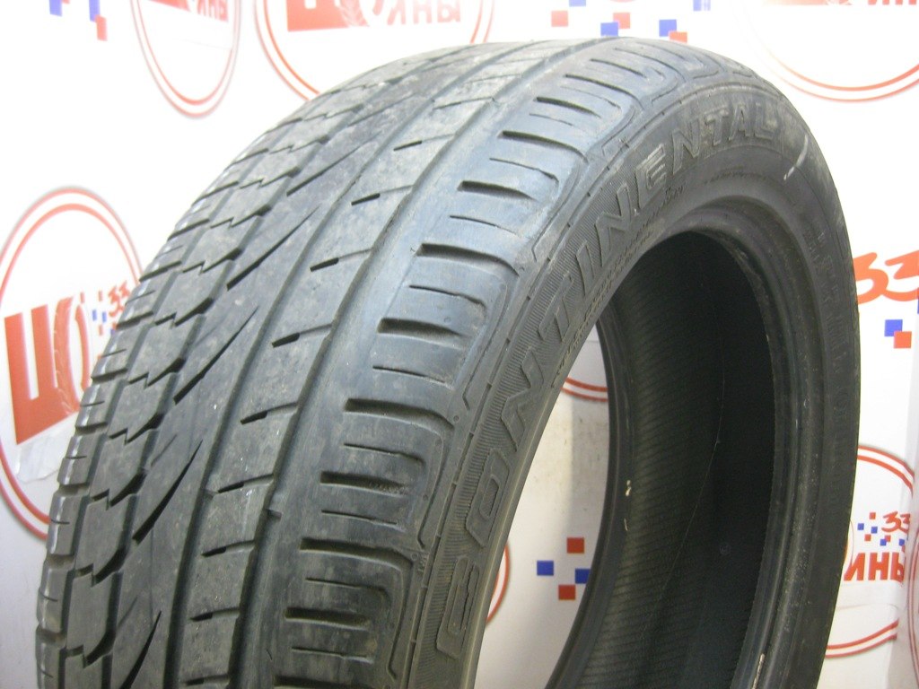 Б/У 255/50 R20 Лето CONTINENTAL C.Cross Contact UHP Кат. 3