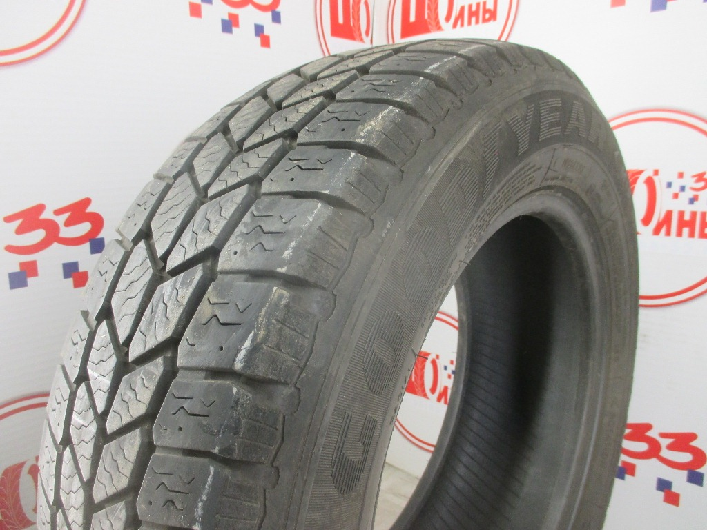 Б/У 215/65 R16C Зима GOODYEAR Cargo Ultra Grip Кат. 3