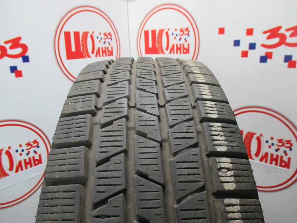 Б/У 225/65 R17 Зима PIRELLI Scorpion Ice & Snow Кат. 2