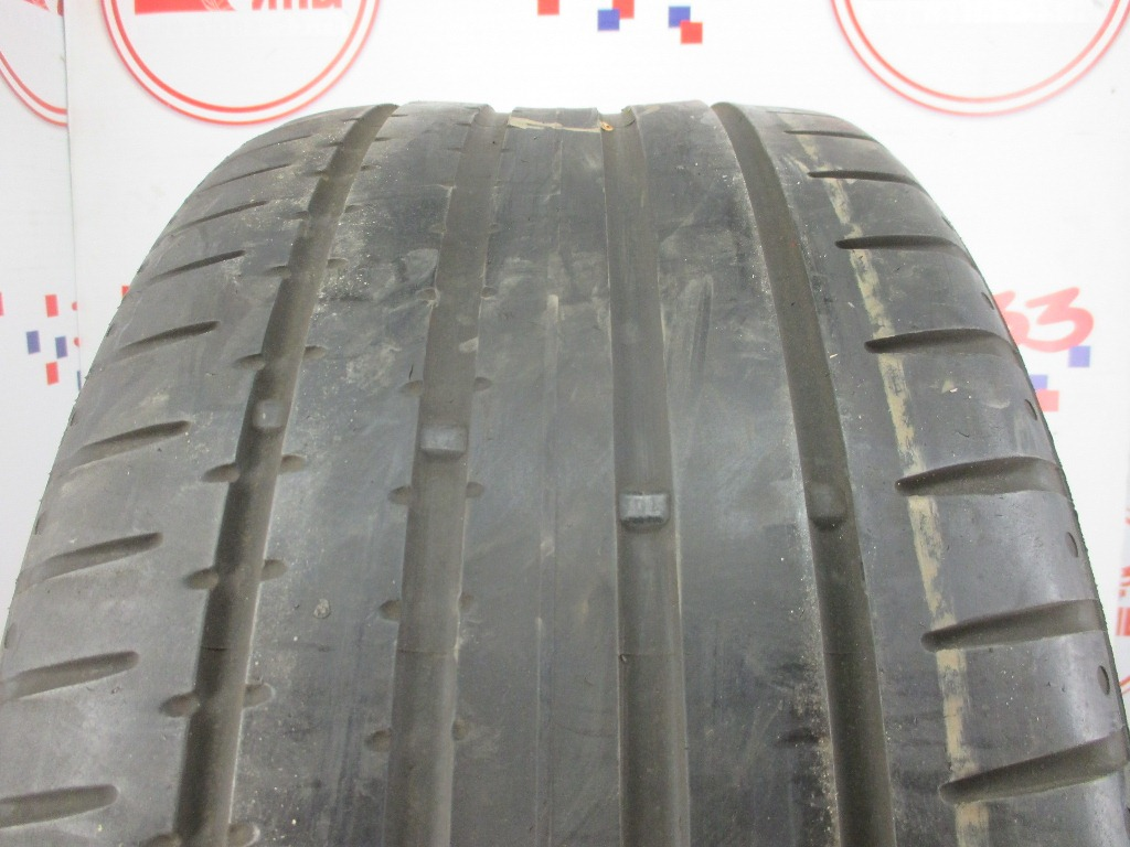 Б/У 265/30 R20 Лето CONTINENTAL Sport Contact-2 Кат. 5