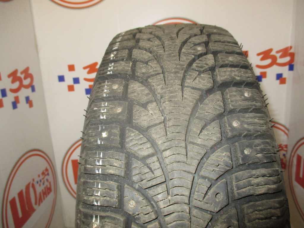 Б/У 195/60 R15 Зима Шипы  PIRELLI Winter Carving/Carving Edge Кат. 2