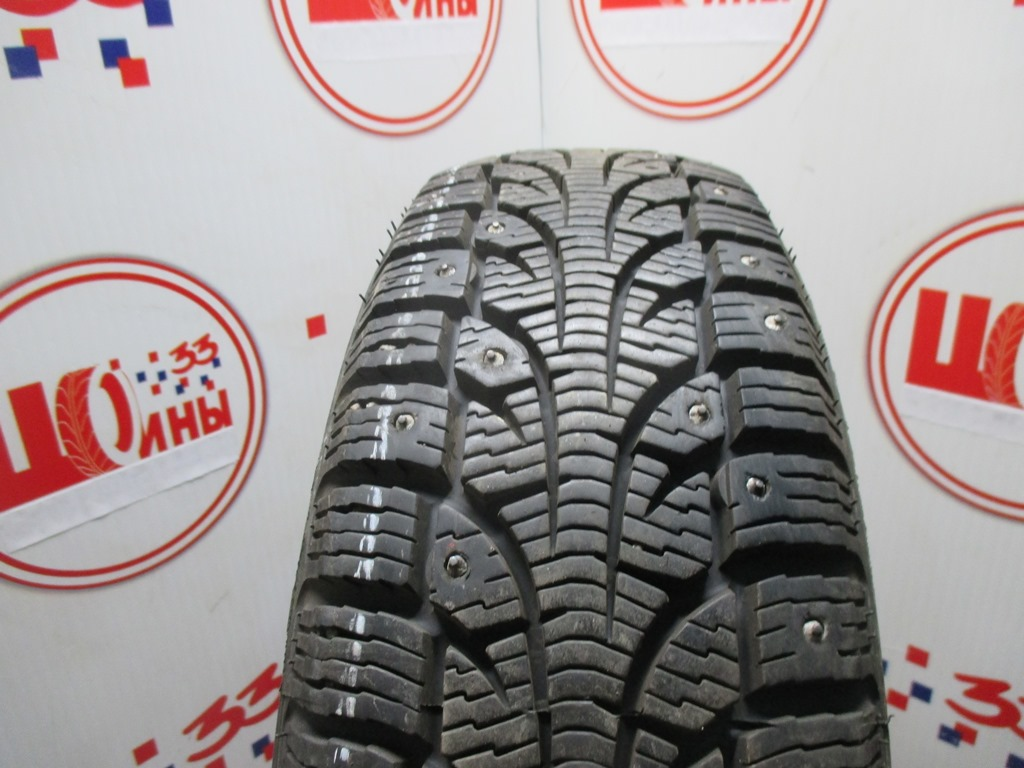 Б/У 175/65 R14 Зима Шипы  PIRELLI Winter Carving/Carving Edge Кат. 3