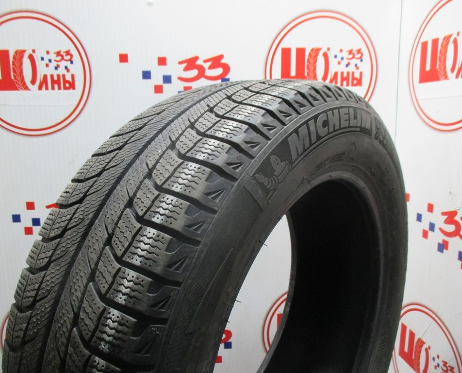 Б/У 215/60 R17 Зима MICHELIN X-ICE-2 Кат. 2