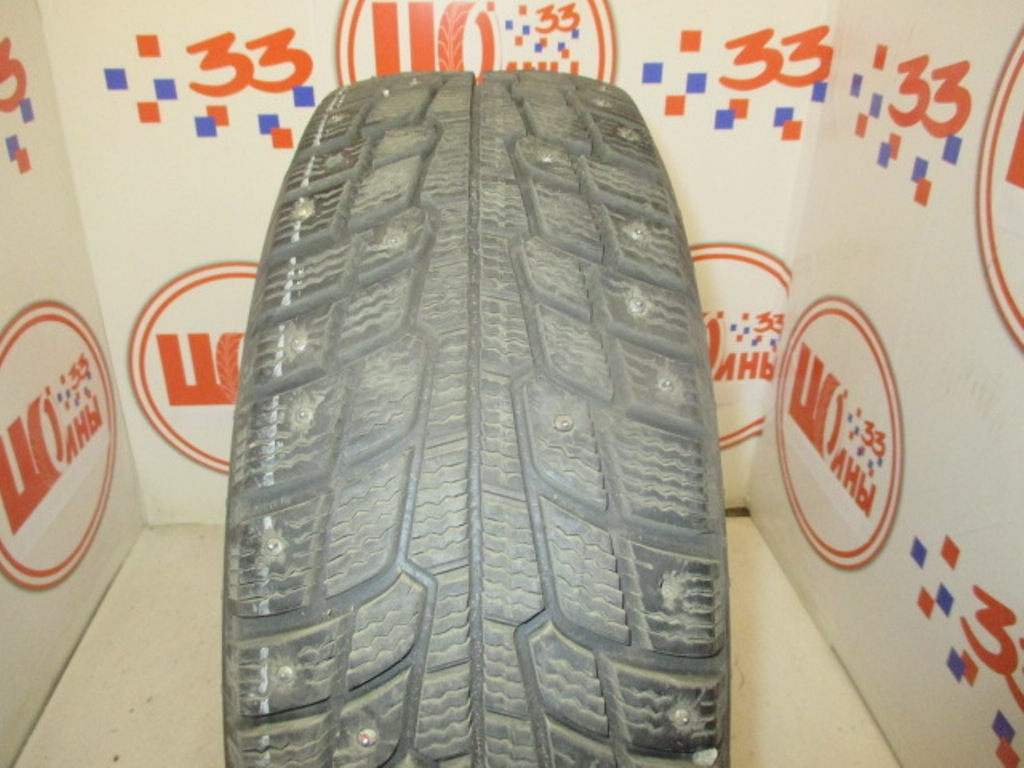 Б/У 185/60 R14 Зима Шипы  MICHELIN X-Ice North Кат. 2