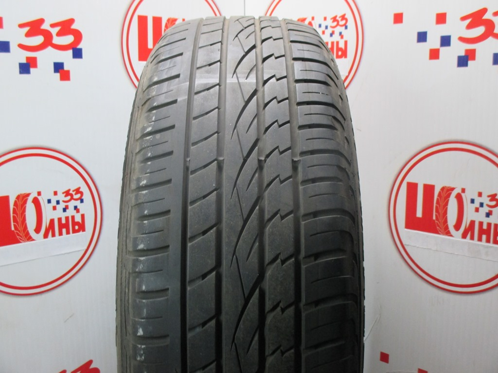 Б/У 235/60 R18 Лето CONTINENTAL C.Cross Contact UHP Кат. 3