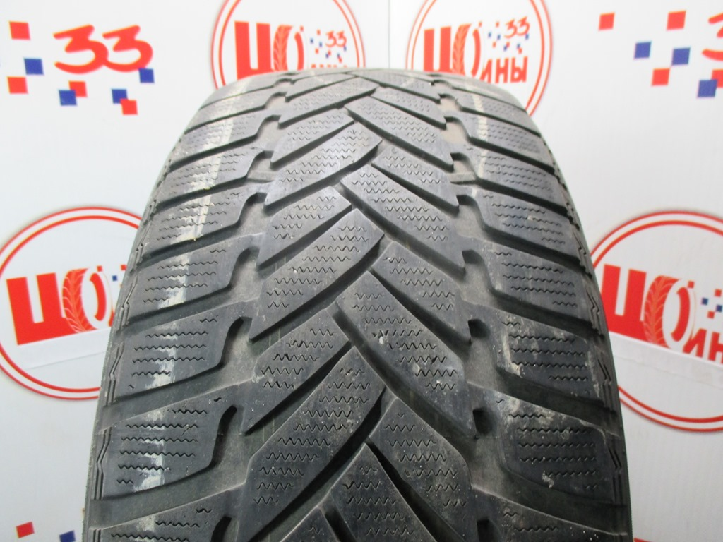 Б/У 245/50 R18 Зима DUNLOP SP Winter Sport M-3 Кат. 4