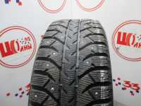 Б/У 195/60 R15 Зима Шипы  BRIDGESTONE IC-7000 Кат. 4