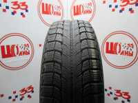 Б/У 195/60 R15 Зима MICHELIN X-ICE-2 Кат. 3