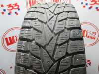 Б/У 255/65 R17 Зима Шипы  DUNLOP SP Winter Ice-02 Кат. 4