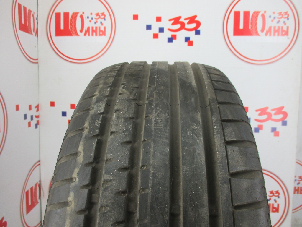 Б/У 235/45 R18 Лето CONTINENTAL Sport Contact-2 Кат. 3
