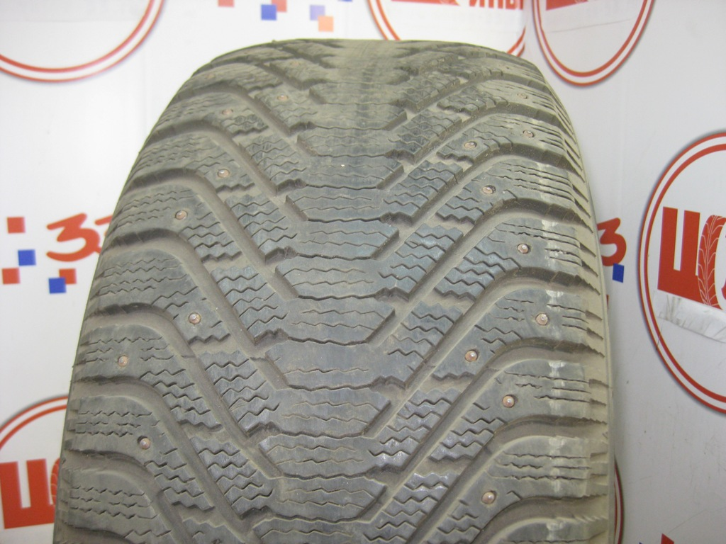 Б/У 275/40 R20 Зима Шипы  GOODYEAR Ultra Grip-500 Кат. 3