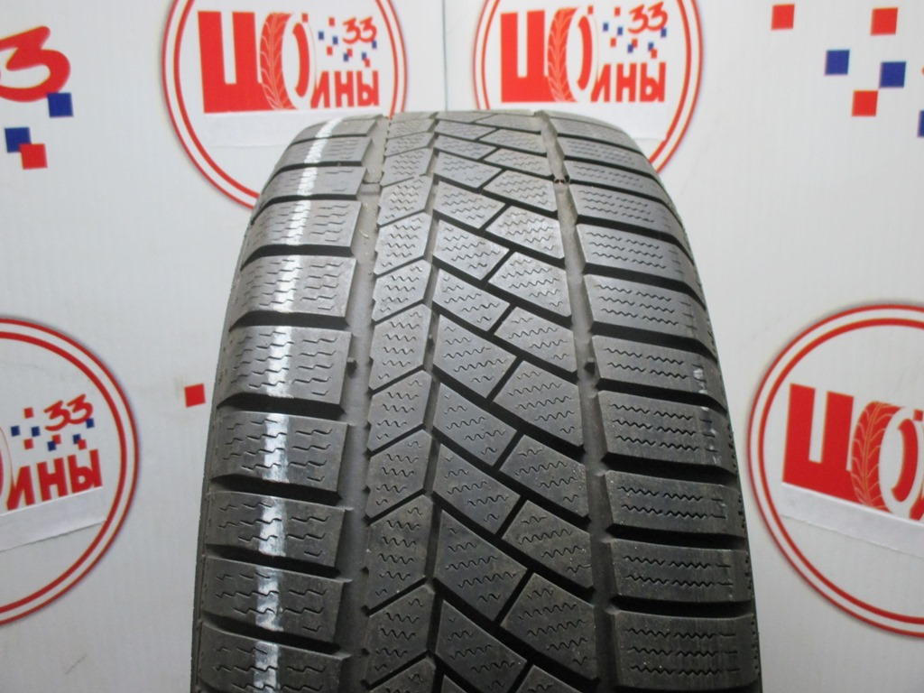 Б/У 205/60 R16 Зима CONTINENTAL C.Winter Contact TS-810 Кат. 3