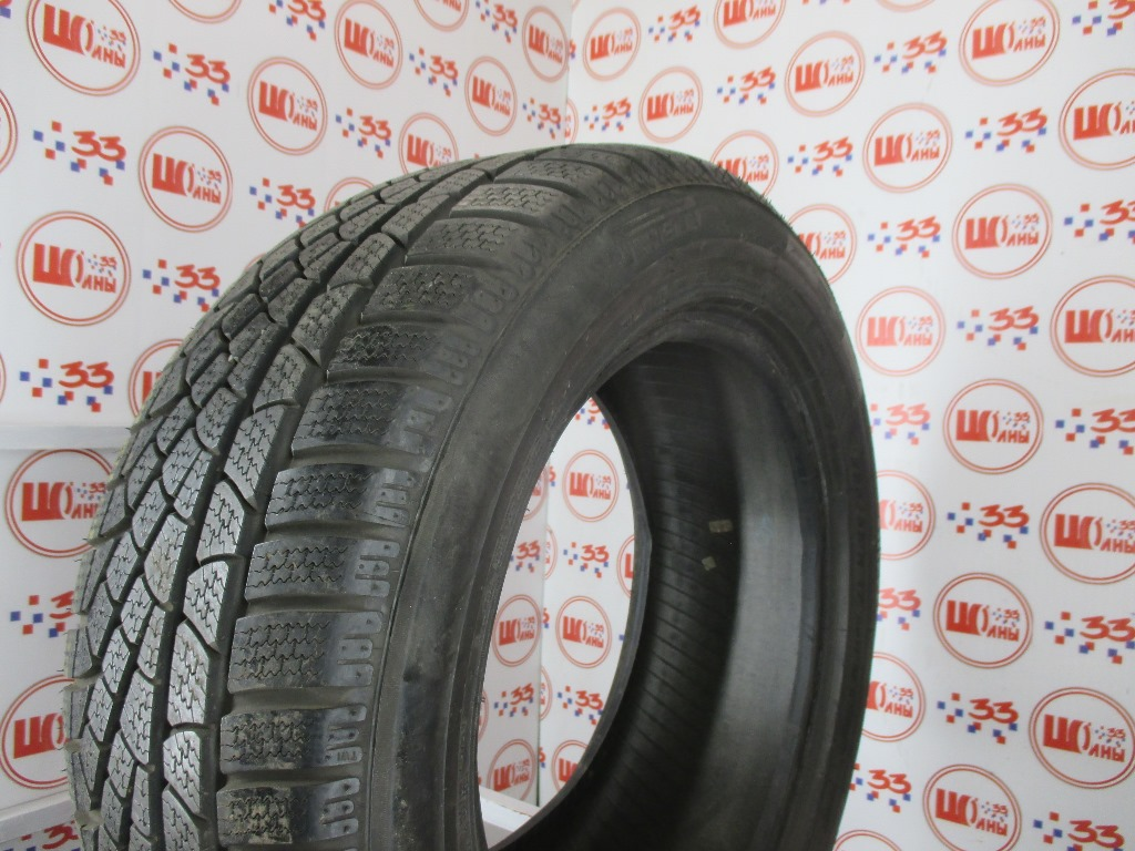 Б/У 235/55 R17 Зима PIRELLI Sottozero Winter-210 Кат. 2