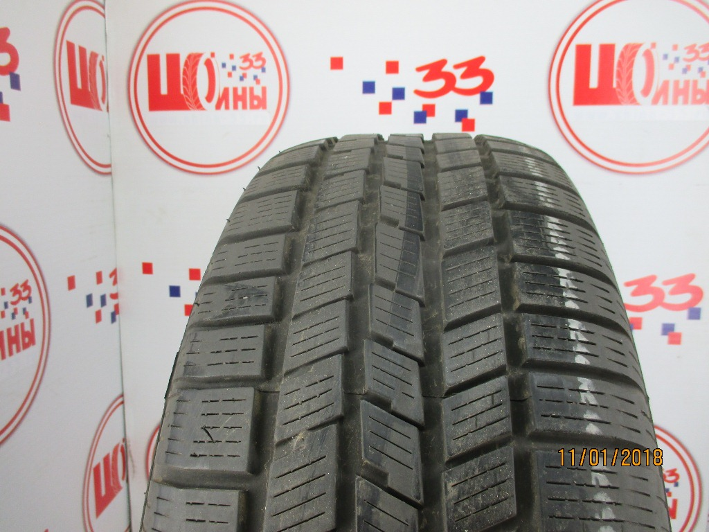 Б/У 235/60 R18 Зима PIRELLI Scorpion Ice & Snow Кат. 3