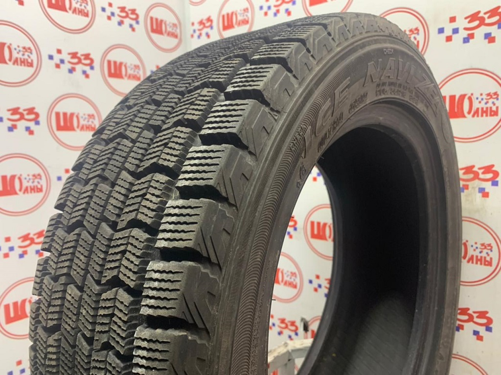 Б/У 205/55 R16 Зима GOODYEAR Ultra Grip Ice Navi ZEA Кат. 3