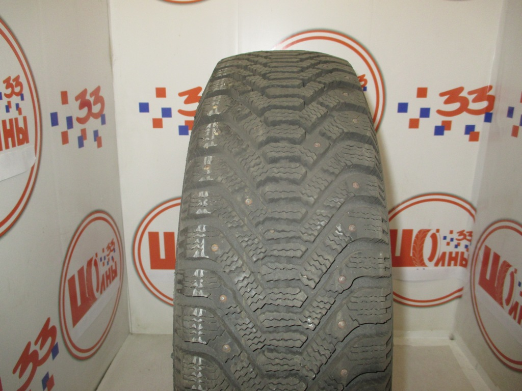 Б/У 185/70 R14 Зима Шипы  GOODYEAR Ultra Grip-500 Кат. 2